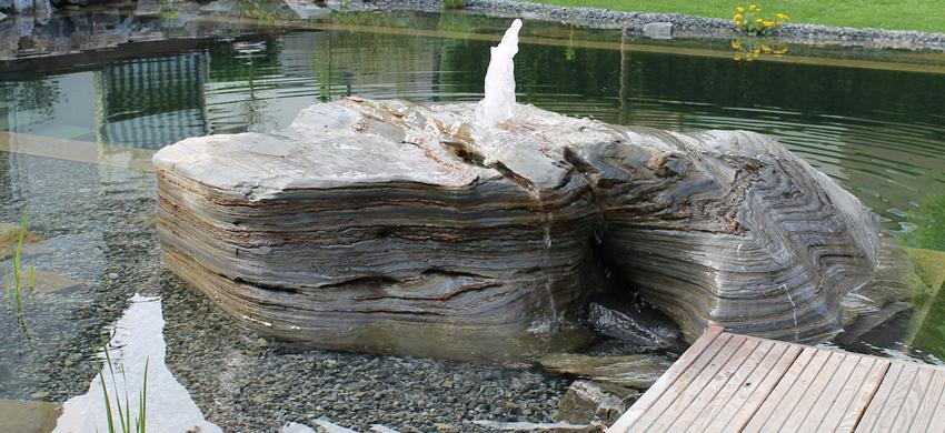Quellsteine und Brunnen in Augsburg